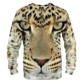 Mikina bez kapucne Leopardie oči
