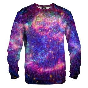 Sweatshirt ohne Kapuze Feuerwerk