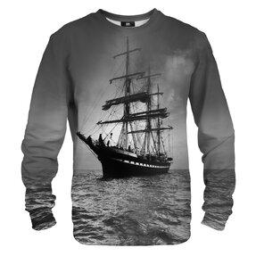 Mikina bez kapucne Pirátska loď