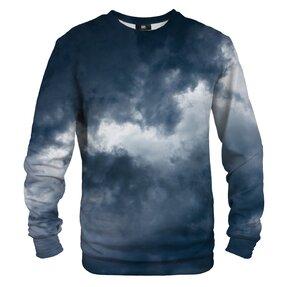Sweatshirt ohne Kapuze Aufkommendes Gewitters