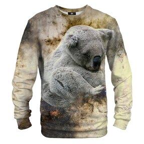 Mikina bez kapuce Spící koala
