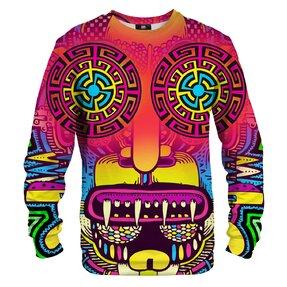 Sweatshirt ohne Kapuze Totem