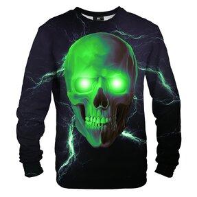 Sweatshirt Toxic Skull