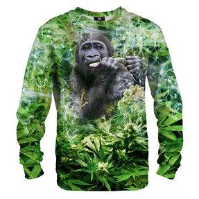 Sweatshirt Smiling Gorilla