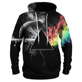 Sweatshirt mit Kapuze Die dunkle Seite des Mondes