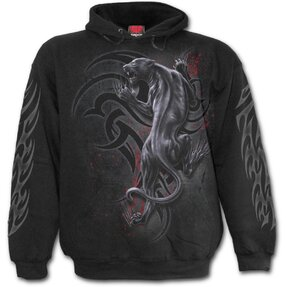 Sweatshirt with design Angry Panther