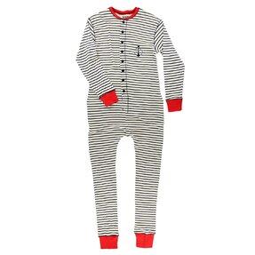 Námornícky pyžamový overal
