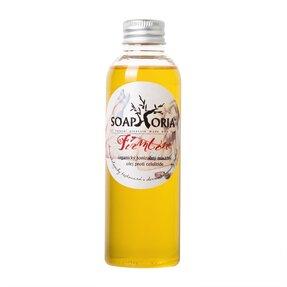Organický tonizační masážní olej proti celulitidě
