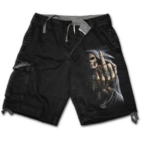 Men's Shorts with design Bones of Fingers