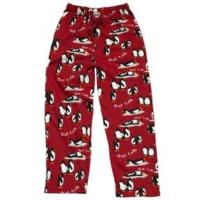 Pyžamové nohavice Vonku je zima