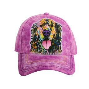 Baseball Cap Russo Golden Retriever