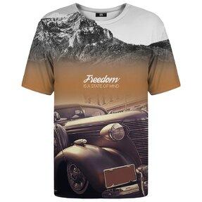 T-Shirt mit kurzen Ärmeln Freedom