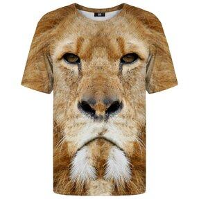 Tričko s krátkým rukávem Král džungle