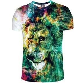 Tričko s krátkým rukávem Král barev