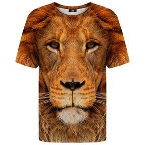 Tričko s krátkym rukávom Lev