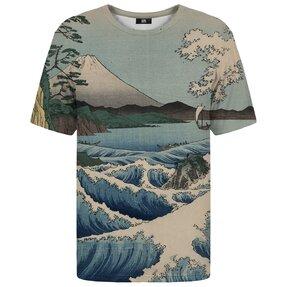 T-Shirt Kurzarm Das Meer bei Satta