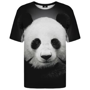 T-shirt with Short Sleeve Panda