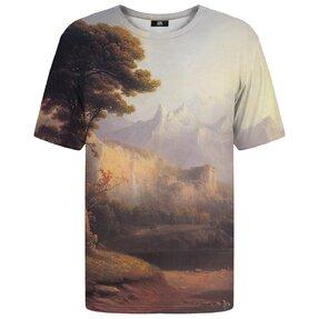 Tričko s krátkým rukávem Pestrá krajina
