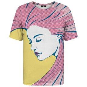 T-shirt with Short SleevePop-art