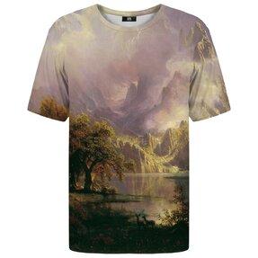 Tričko s krátkým rukávem Skalnaté hory
