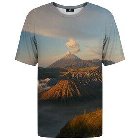 T-Shirt mit kurzen Ärmeln Vulkan