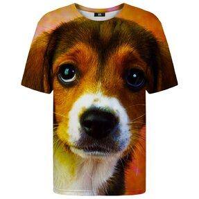 Rövid ujjú póló Beagle kölyökkutya