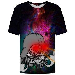 T-shirt with Short SleeveDark Attack