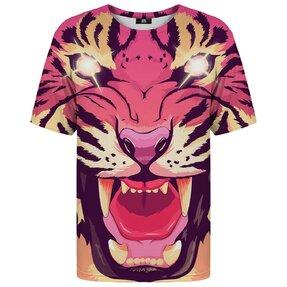 Tričko s krátkým rukávem Tigr z komiksu