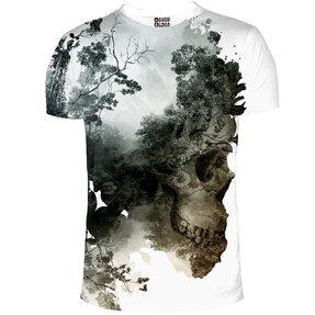 Tričko s krátkym rukávom Umierajúca príroda