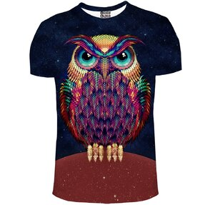 T-shirt Space Owl