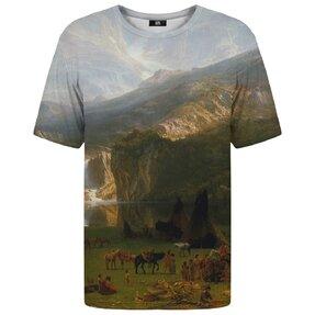 Tričko s krátkým rukávem Vrchy skalnatých hor