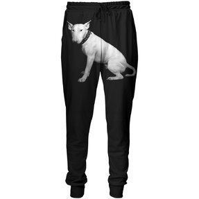 Pantaloni de trening harem unice Bullterrier