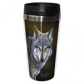 Thermobecher - Wolf
