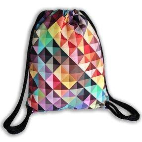 Dizájnos hátizsák - Piramisok