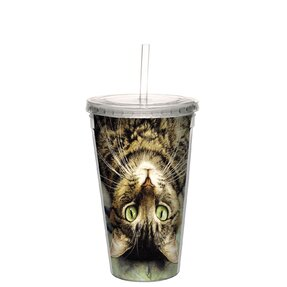 Cool Cup - Resting Cat