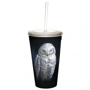 Cool Cup - Snowy Owl