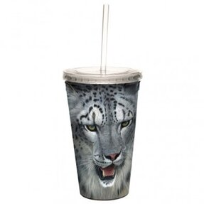 Cool Cup - Snow Leopard