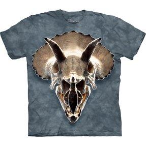 Tricou pentru copiii 3D Triceratops