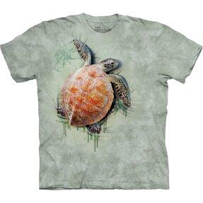 Rövid ujjú gyerek póló Tengeri teknős