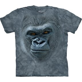 Kids' 3D T-shirt Gorilla's Face