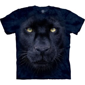 Kids' 3D T-shirt Panther Gaze