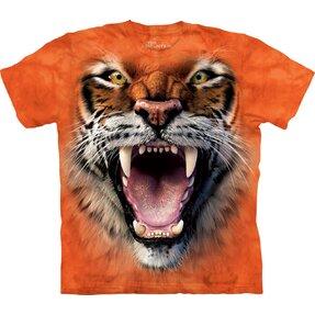 Kids' 3D T-shirt Roaring Tiger