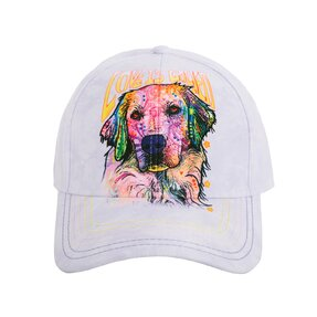 Baseball Cap Russo Love for Retriever
