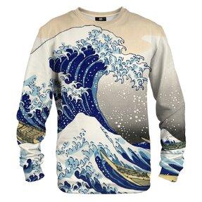 Sweatshirt ohne Kapuze Stürmische See