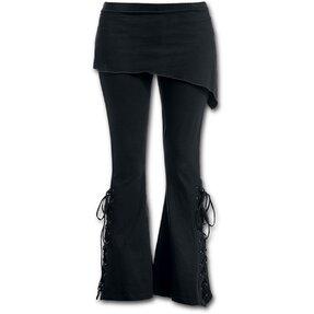 Dámske nohavice 2v1 Čierna