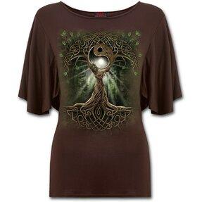 Királyi tölgy Női póló Mystik