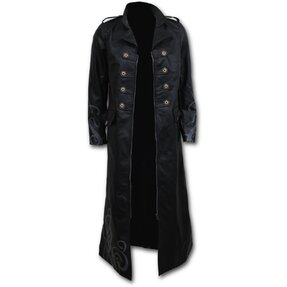 Hosszú kabát Just tribal