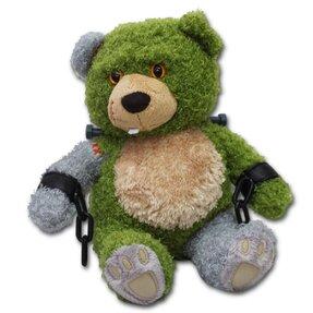 Plush Toy Bear Frankenstein