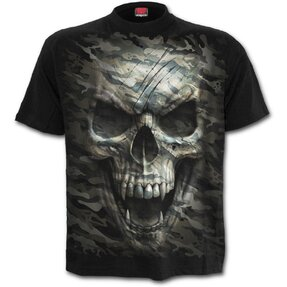 T-shirt with design Vampire Skull