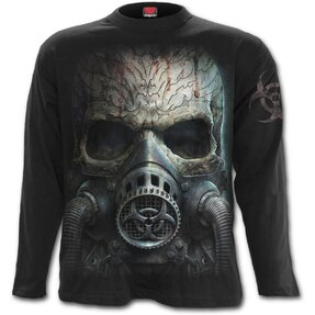 Long Sleeve with design Skull with Mask